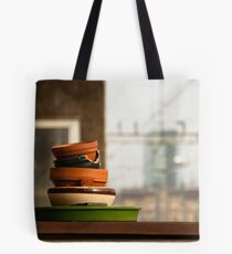 Stacked pots Tote Bag