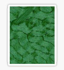 Green Fibre Sticker