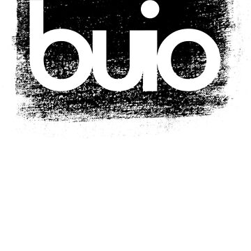 buio_B_white on black by buio