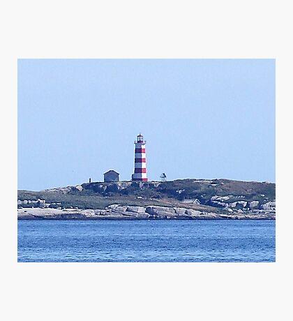 Sambro Island Lighthouse Photographic Print