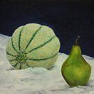 fruit study by tangleduptight