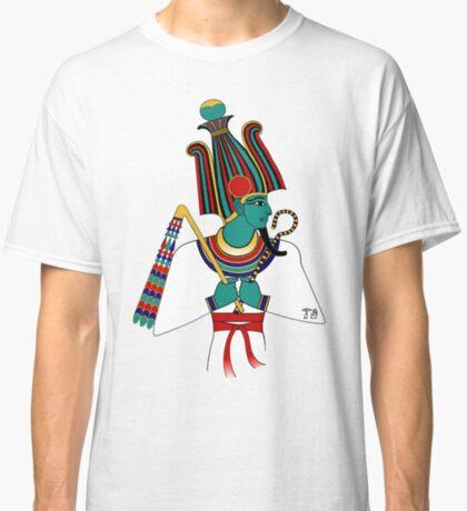 OSIRIS I Ägypten Gottheit Classic T-Shirt