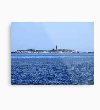 Sambro Island Light (01) Metal Print