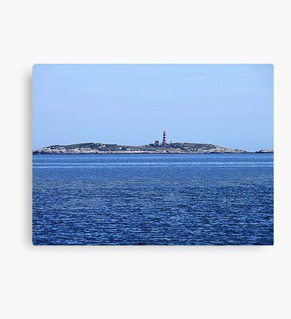 Sambro Island Light (01) Canvas Print