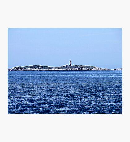 Sambro Island Light (01) Photographic Print