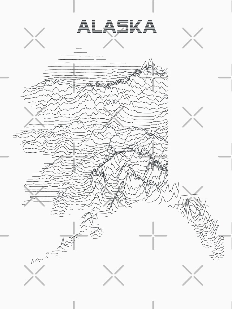 Unknown Elevations - Alaska by cstats