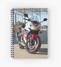 Honda CBR500R Spiral Notebook