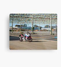 Honda CBR500R Metal Print