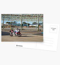 Honda CBR500R Postcards