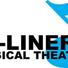 Hi-Liners Musical Theatre with blue note by thehi-liners