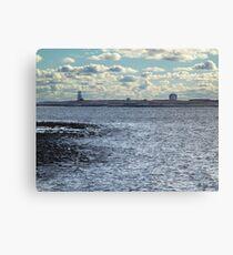 Devil's Island Lighthouse Canvas Print