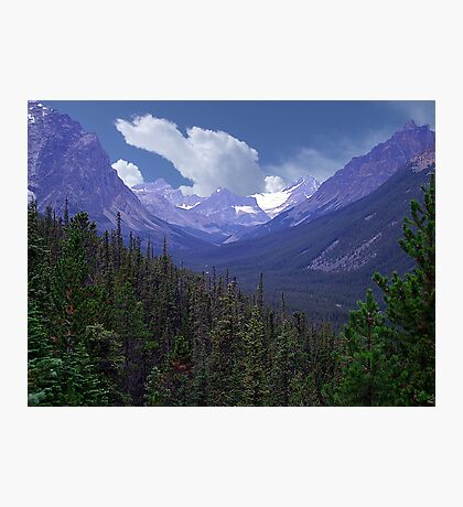 Tonquin Valley Photographic Print