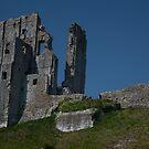 Corfe Castle by Dean Messenger