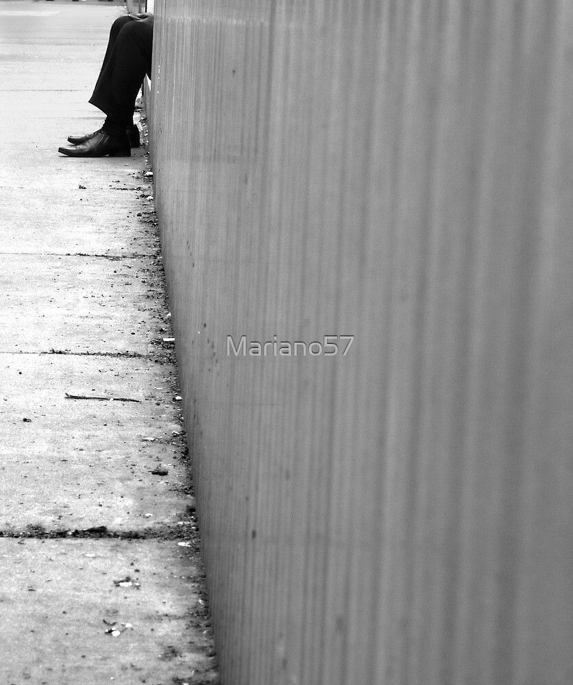 Feet in a Suit by Mariano57