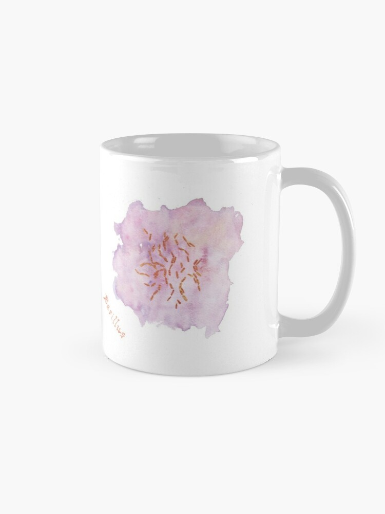 Alternate view of Bacillus Art Prints Mug