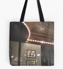 Trail of Lights Tote Bag