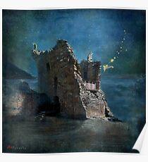 'The Castles Nighttime Secret' Poster