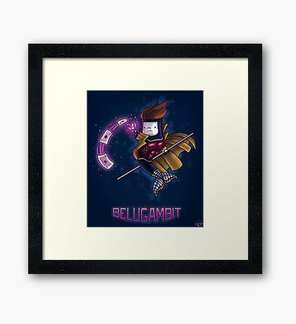 BeluGambit Print Framed Print