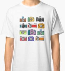 classic camera's Classic T-Shirt
