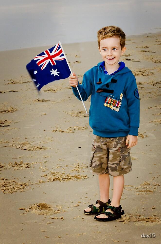 ANZAC Pride by dav15