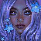 Flowers by Darktownart