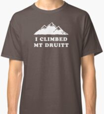 I Climbed Mt Druitt Classic T-Shirt