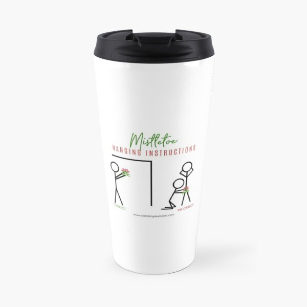 Seasons Greetings Travel Mug