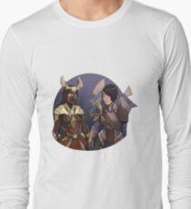 Amaya and Janai Long Sleeve T-Shirt
