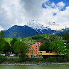 Innsbruck. Tirol. by Daidalos