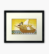 Adventure! Framed Print