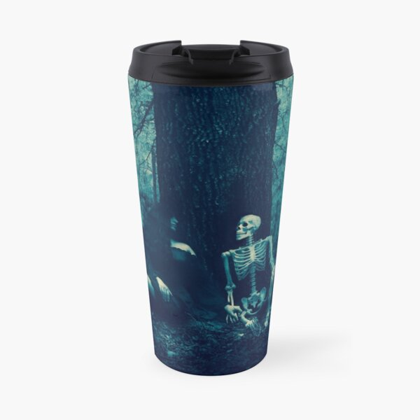 Dialect with Death Travel Mug
