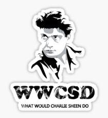 WWCSD2 Sticker