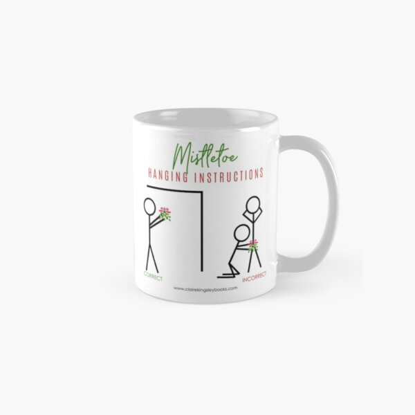 Seasons Greetings Classic Mug