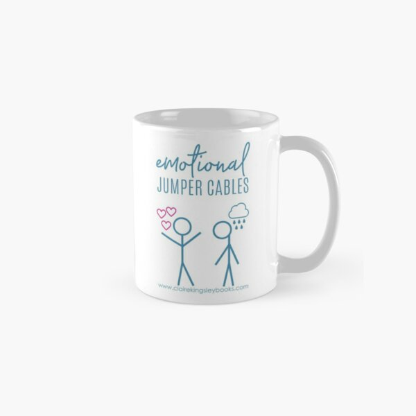 Emotional Jumper Cables Classic Mug