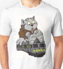 Fritz the Cat Train T-Shirt