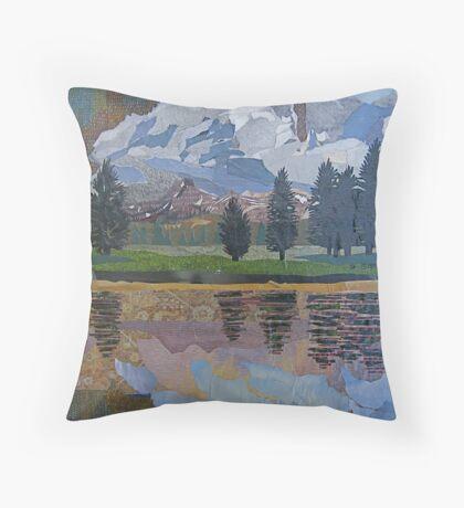 Tuolumne Meadows Throw Pillow