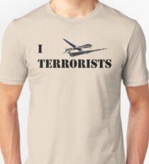 I MQ-1 Terrorists T-Shirt