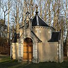 Church or Crypt?, Montresor, Loire Valley, France 2012 by muz2142