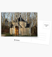 Church or Crypt?, Montresor, Loire Valley, France 2012 Postcards