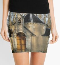 Church or Crypt?, Montresor, Loire Valley, France 2012 Mini Skirt