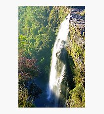Waterfalls, South Africa Photographic Print