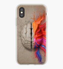 The Creative Brain iPhone Case