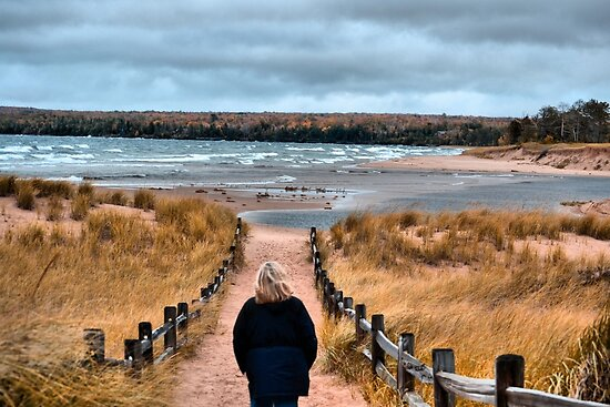 A Walk to the Water by Brian Gaynor