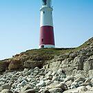 Portland Lighthouse, Dorset by Dean Messenger