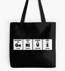 Periodic GeNiUS Tote Bag