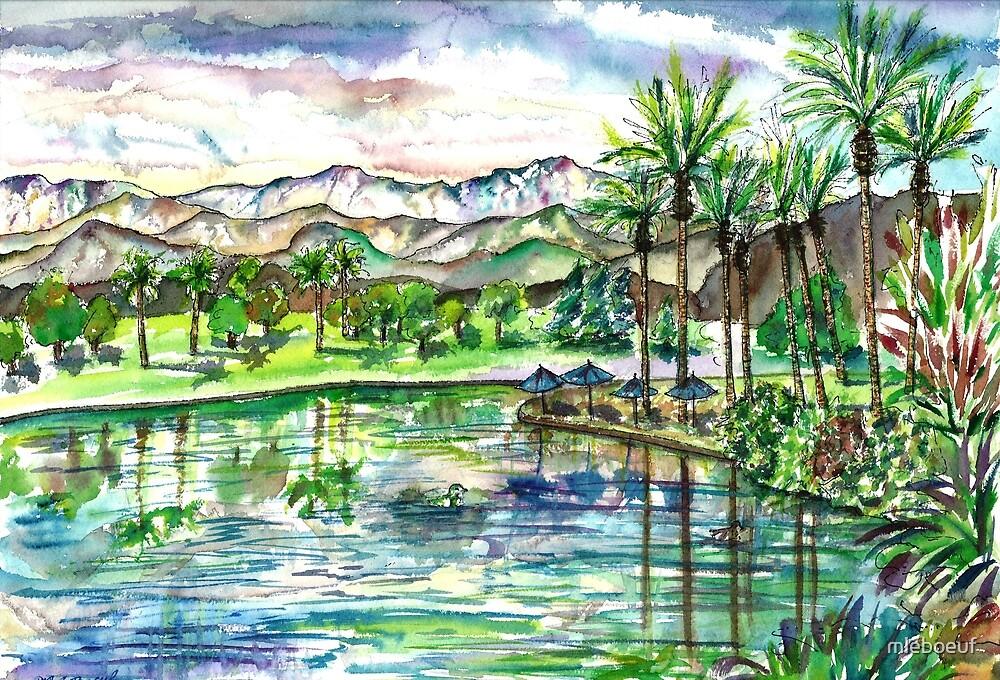 Palm Springs by mleboeuf
