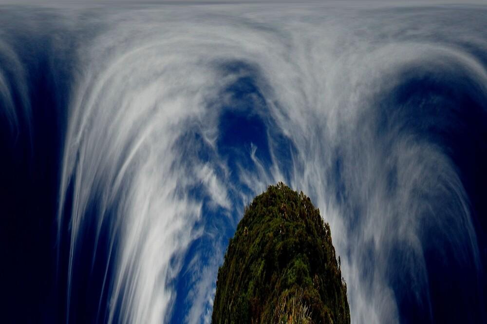 Magnetic Mountain,Australia by muz2142
