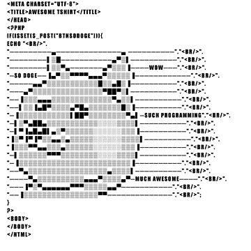 Programming Doge by DrJCabbage