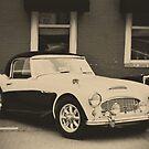 Vintage 1959 Austin Healey 100-6 by A.R. Williams