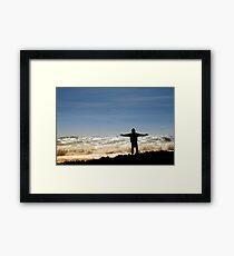 Wonder Framed Print